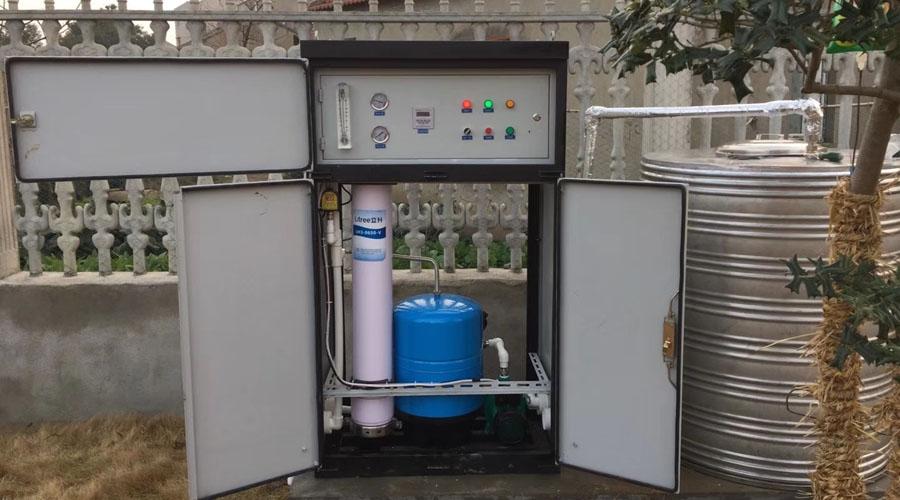 超滤膜净水系统